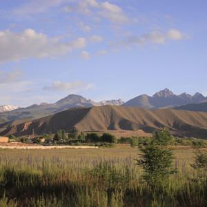 Киргизия. Каньон