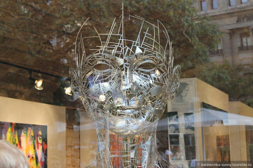 Витрины Барселоны - это настоящее искусство!