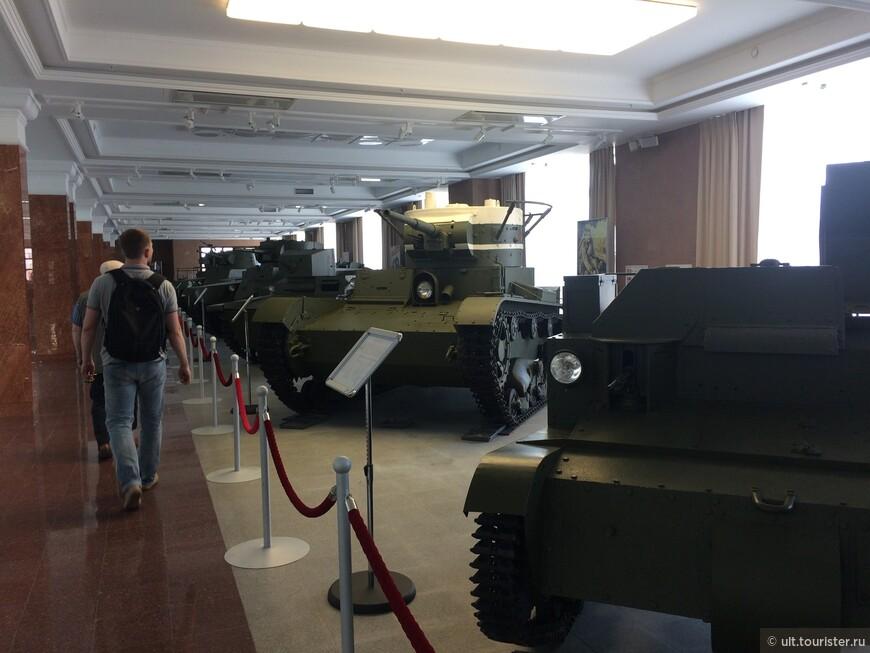 Т 34 делали на Урале. На Уралмашзаводе, например.