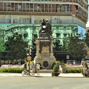 По улицам Гранады