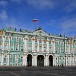 Зимний дворец Елизаветы Петровны