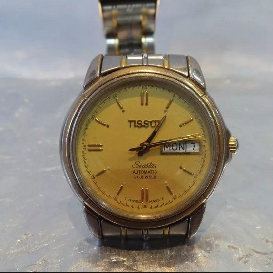 Часы TISSOT A660760 - newauctionru