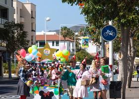 Карнавал в Лос Льянос