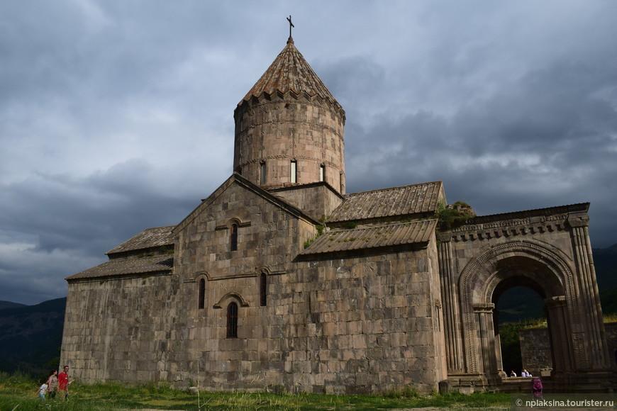 Монастырь Татев.