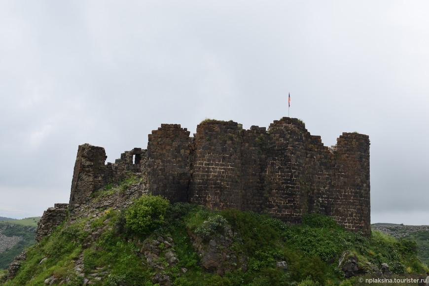 Крепость Амберд.