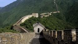 Под Великой Китайской стеной строят туннель для скоростных поездов
