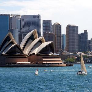 Сидней и его окрестности
