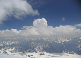 Дневник восхождения на Эльбрус