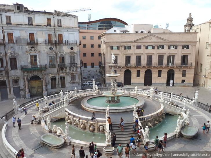 10 самых культовых достопримечательностей Палермо