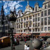 Стулья из дворца. Брюссель