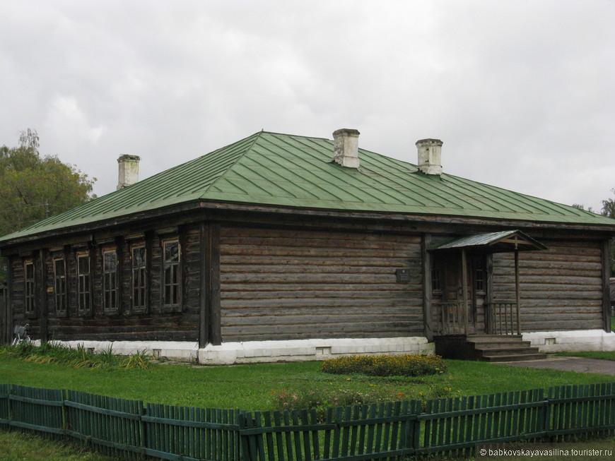 Школа, в которой учился Сергей