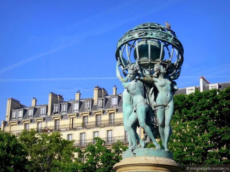 Le Jardin du Luxembourg  - Париж, Франция