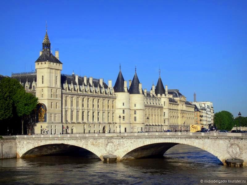 La Conciergerie - Париж, Франция