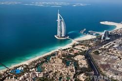 Российский турпоток в Дубай вырос почти вдвое