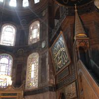 Святая София, то место, где я в первую очередь хотела побывать в Стамбуле.