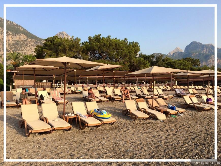 Где в Турции галечные пляжи? 76