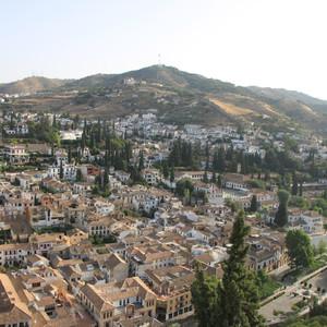 Путь к мечте: Альгамбра и сады Хенералифе