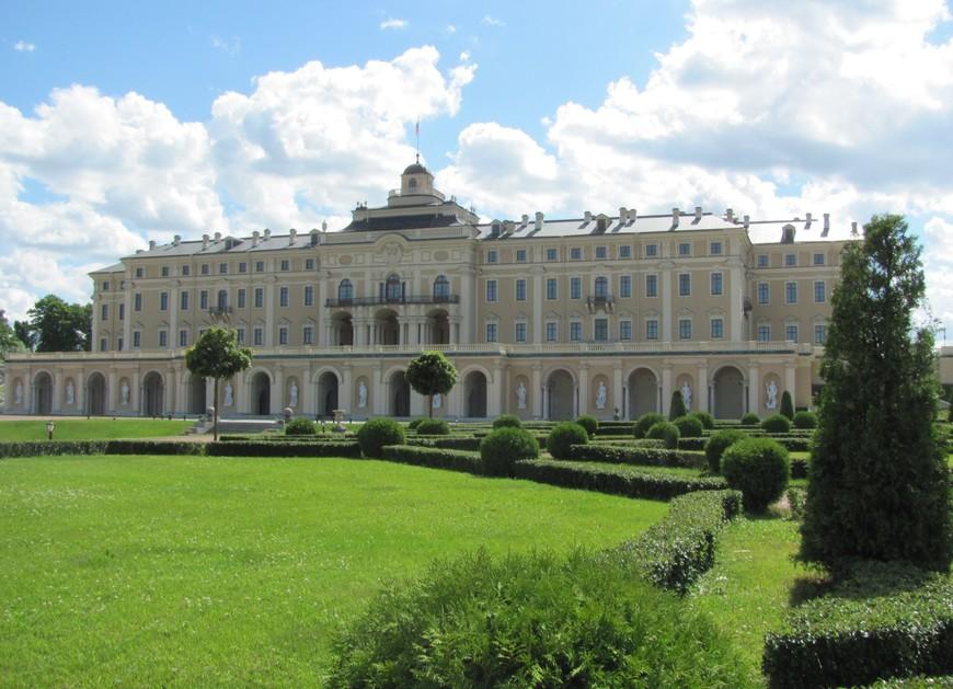 2. Константиновский дворец в Стрельне