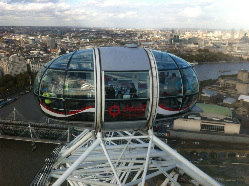 """""""London Eye"""". No comment:-)"""