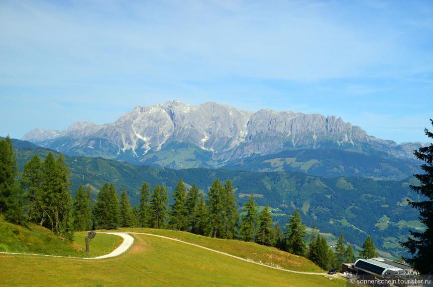 За горами уже Зальцбург, до него около 60 км. Альпендорф -это это своеобразный ключ в Зальцбургский Спортивный Мир, который входит, среди еще пяти регионов, в самую большую область катания Австрии, Амаде.
