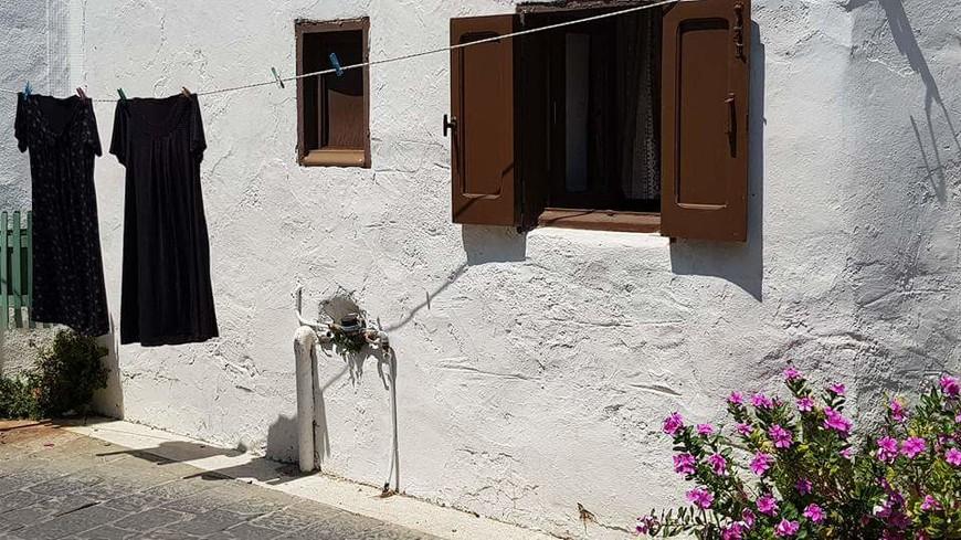 деревни Родоса