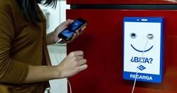 В метро Мадрида появятся зарядки для телефонов