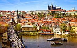 Турпоток из РФ в Чехию в первом полугодии вырос на 50%