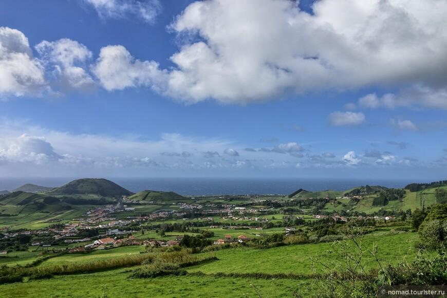 И все-таки, кто-нибудь знает, эти зеленые прыщики - тоже вулканы?