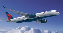 Delta Airlines прекращает полеты в РФ в сентябре