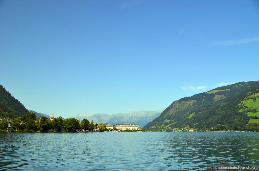 Максимальная глубина озера Целлер – 68 метров. В этот водоем летом впадают множество горных ручьев и речушек, самые крупные из которых – Шмиттенбах и Тумерсбах. Отходит от озера только один канал длиной два километра, вода из которого попадает в реку Зальцах.