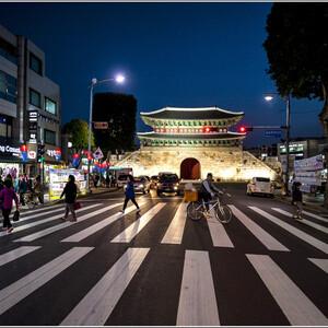 Ночные Бдения в Сувоне (Южная Корея)