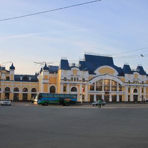 Весенняя прогулка по Томску