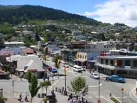 Юг Новой Зеландии. Квинстаун и Милфорд-фиорд