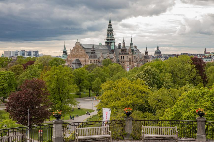 Музей северных стран. Кстати, у него есть бесплатный день, как и у многих музеев Швеции, изучите перед поездкой, может изрядно сэкономить бюджет. Но берегите силы, если приезжаете надолго и не пытайтесь охватить в один день много. Скансен например отнимет точно минимум полдня.