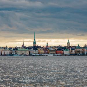 Две весны в Стокгольме (май 2016). Часть 2