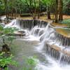 6-ой уровень одного из самых красивых водопадов Таиланда