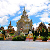 Буддистский Диснейленд в Чианг Рае