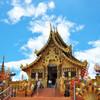 Пожалуй, один из красивейших храмов страны, и ещё без туристов - спешите!