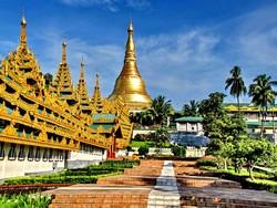 Туристка из РФ в Мьянме попала в тюрьму за оскорбление святыни