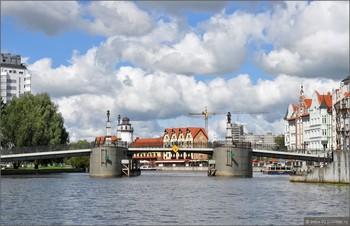 Калининград вошел в десятку самых популярных направлений сентября