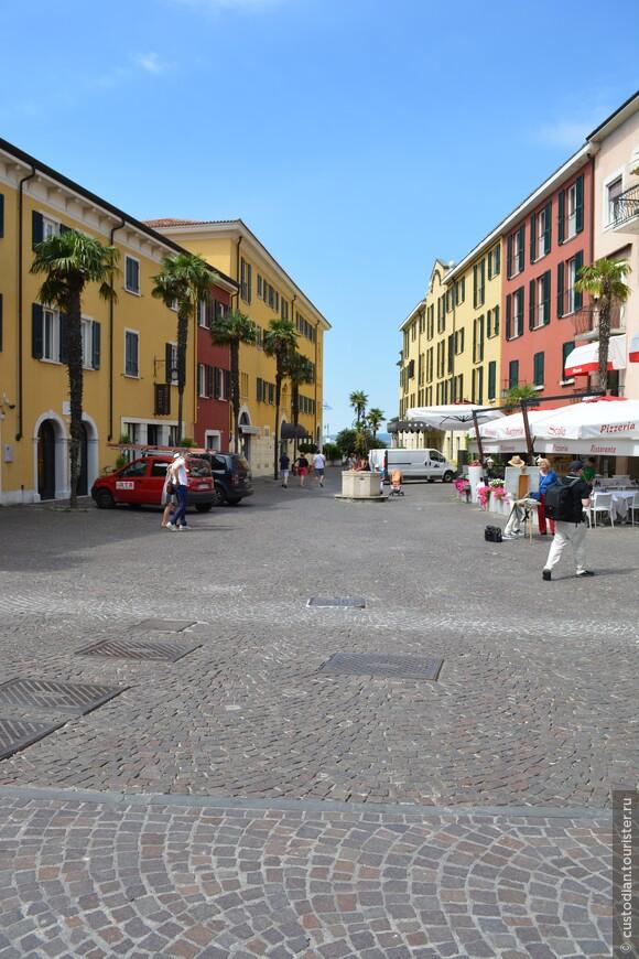 типичная итальянская архитектура