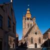 Иерусалимская церковь - единственный частный храм в Бельгии