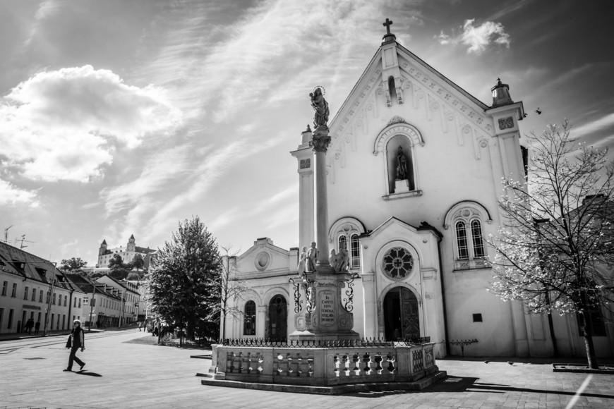 Собор святых Иоанна де Мата и Феликса Валуа или Церковь тринитариев