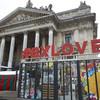 Здание Биржи De Beurs van Brussel