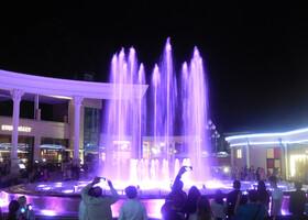 вечерний Кисловодск летом