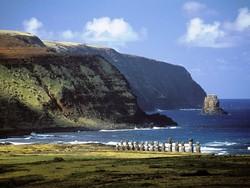 Новый морской парк создадут вокруг острова Пасхи