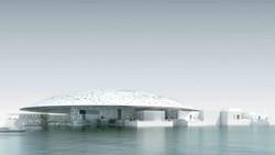 Лувр открывает филиал в Абу-Даби