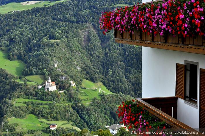 Южный Тироль - самая северная провинция Италии.