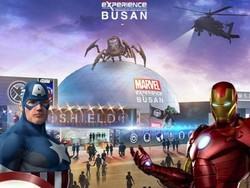 В Корее откроется развлекательный центр Marvel