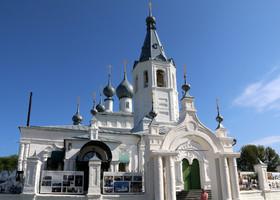 К Животворящему Кресту в Годеново